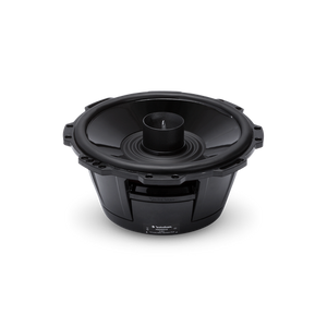 "Rockford Fosgate - 8"" Punch Series Marine Full Range Speakers with Horn Tweeter - Black"
