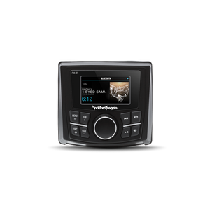 Rockford Fosgate - Marine PMX-1R Full Function Wired Remote with Display