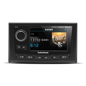 "Rockford Fosgate - Marine PMX-8DH Full Function 5"" Wired Display"