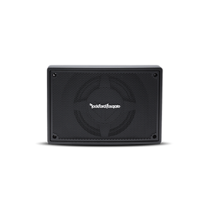 "Rockford Fosgate - PS-8 8"" Amplified Underseat Subwoofer"