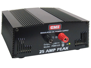 GME - PSM1225 25 Amp, Switch Power Mode Supply