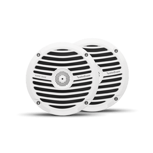 "Rockford Fosgate - 6.5"" Prime R1 Series Marine Full Range Speakers - White"