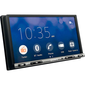 "sony - SONY XAV-AX3000 6.95"" BLUETOOTH HEAD UNIT"