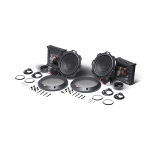 "Rockford Fosgate - Power Series T152-S 5.25"" Component Speakers"
