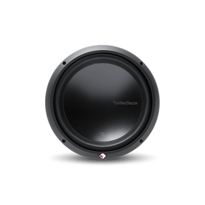 "Rockford Fosgate - 12""  T1 Power Series Subwoofer DVC - (2x2-Ohm)"
