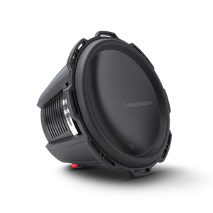 "Rockford Fosgate - 15""  T1 Power Series Subwoofer DVC - (2x4-Ohm)"