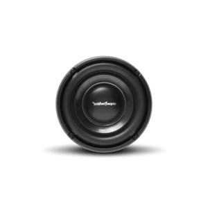 "Rockford Fosgate - 10"" T1 Slim Power Series Subwoofer SVC - 1 Ohm"