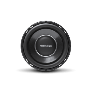 "Rockford Fosgate - 12"" T1 Slim Power Series Subwoofer SVC - 2 Ohm"