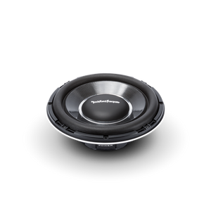 "Rockford Fosgate - 12"" T1 Slim Power Series Subwoofer SVC - 1 Ohm"