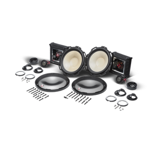 "Rockford Fosgate - T3 Power Series T3652-S 6.5"" Component Speakers"