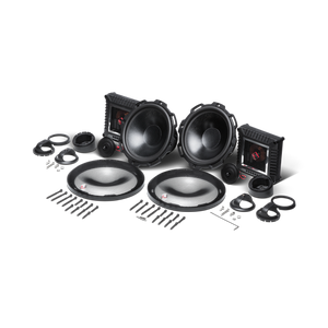 "Rockford Fosgate - T4 Power Series T4652-S 6.5"" Component Speakers"