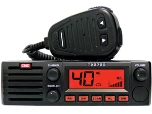 GME - TX2720 4 Watt 27MHz AM CB Radio
