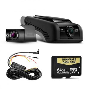 Thinkware - Thinkware U1000-2Ch Dash Camera (64GB)