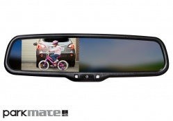 "Parkmate - RVM-043ATD 4.3"" Rearview Mirror Monitor with Auto Dimming"