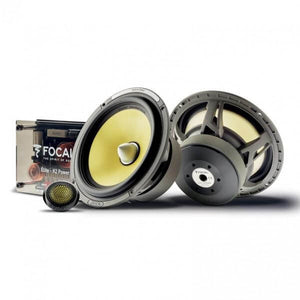 "Focal - ES 165 K2 6.5"" 2-WAY COMPONENT KIT"