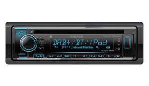 kenwood - KDC-BT720DAB