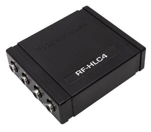 Rockford Fosgate - 4-Channel Fixed Line Output Converter