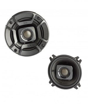 "polk - DB+ 402 4"" Coaxial Speakers with Marine Certification"