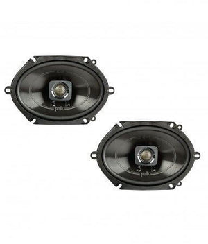 "polk - DB+ 572 5""x7"" Coaxial Speakers with Marine Certification"