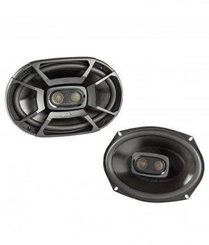 "polk - DB+ 692 6""x9"" Three-way Speakers with Marine Certification"