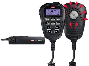 GME - TX3350 Compact UHF CB Radio with SoundPath™