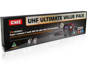 GME - TX3350UVP TX3350 Ultimate Value Pack