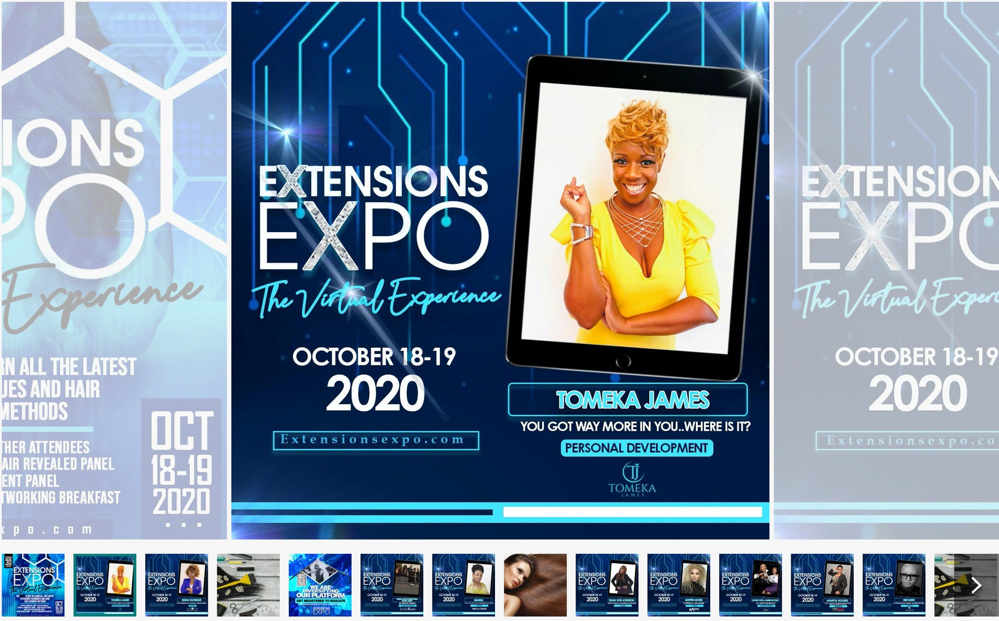 Extensions Expo