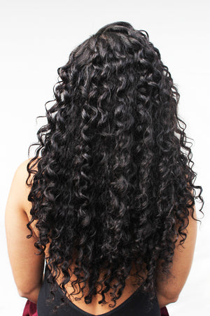 Medium Curl / Deep Wave -  Royal Collection 8A