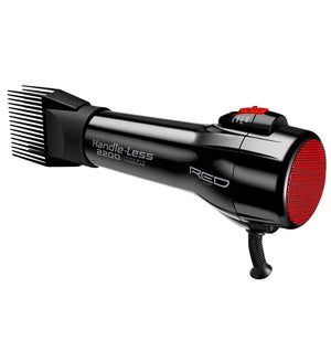 Red by KISS Handle-Less 2200 Ceramic Tourmaline Dryer