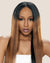 Straight - EurAsian Hair Silver Collection 9A