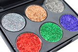 Fairy Dust Diamond Glitter Eye Shadow Palette