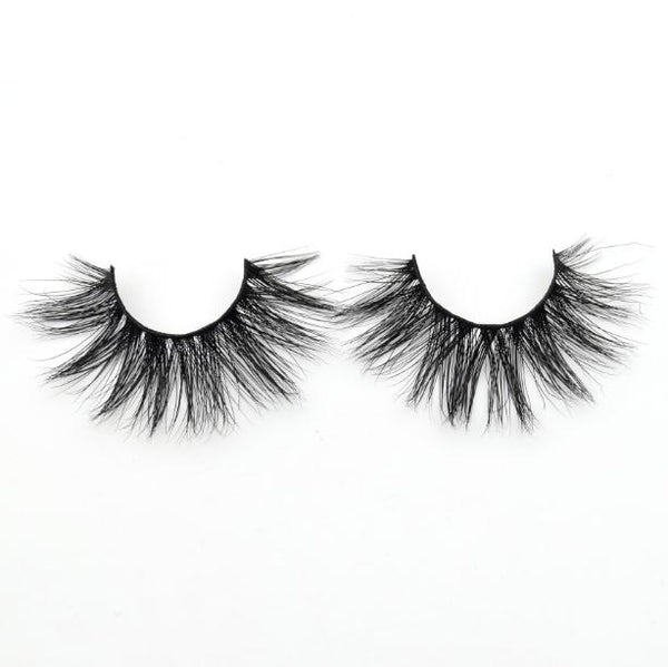 3D Ultra-Soft Cruelty Free Full Strip Handmade 100% Mink Lashes