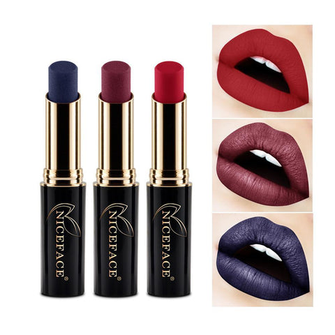 Dark Angel Smooth & Creamy Metallic Matte LipStick