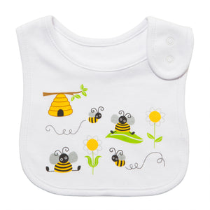 Bumble Bee Bib - 1 pc