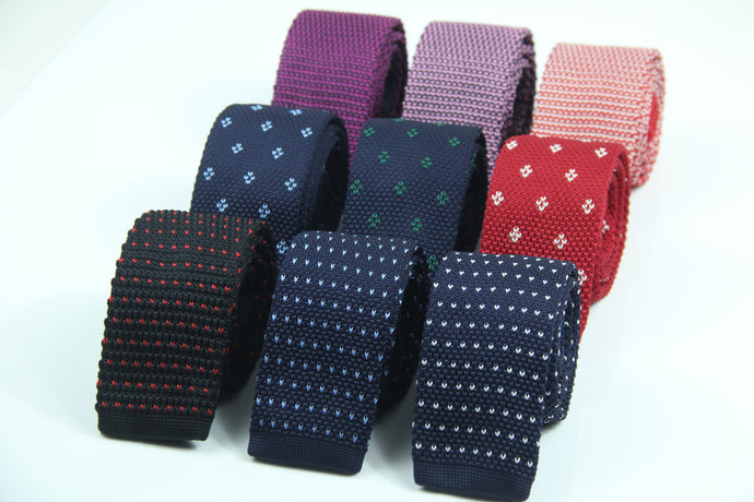 The Arthur - Classic Knitted Neck Tie