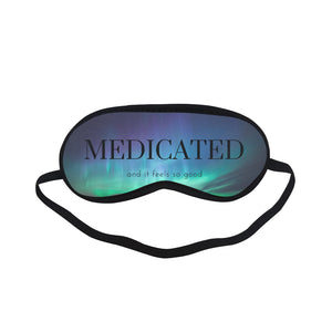 Medicated Aurora Sleep Mask