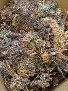 Full Spectrum- 100% WildCrafted -St.Lucia Sea Moss- High Mineral Content - DerekProduct