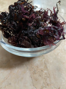 100% Purple Organic Chondrus Crispus - Irish Moss- Ireland Imported - - Derek Product