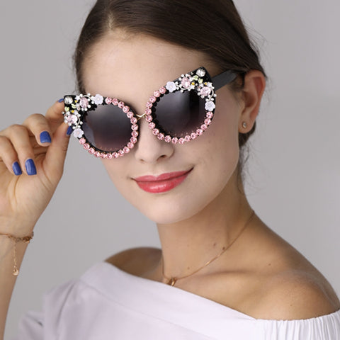 b30edbee9bb Looking for the perfect Cat Eye sunglasses not just for protection but also  style