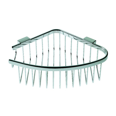 Geesa Wing Large Corner Shower Basket - Interio International