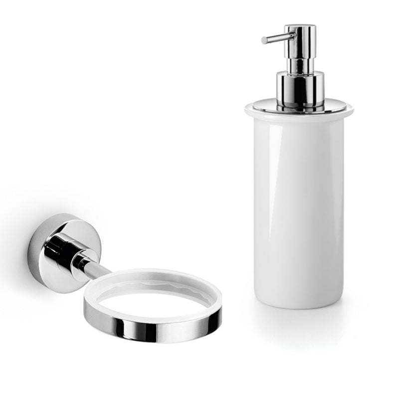 Baketo Soap Pump and Holder - Interio International