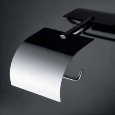 Picola Toilet Roll Holder with Cover - Interio International