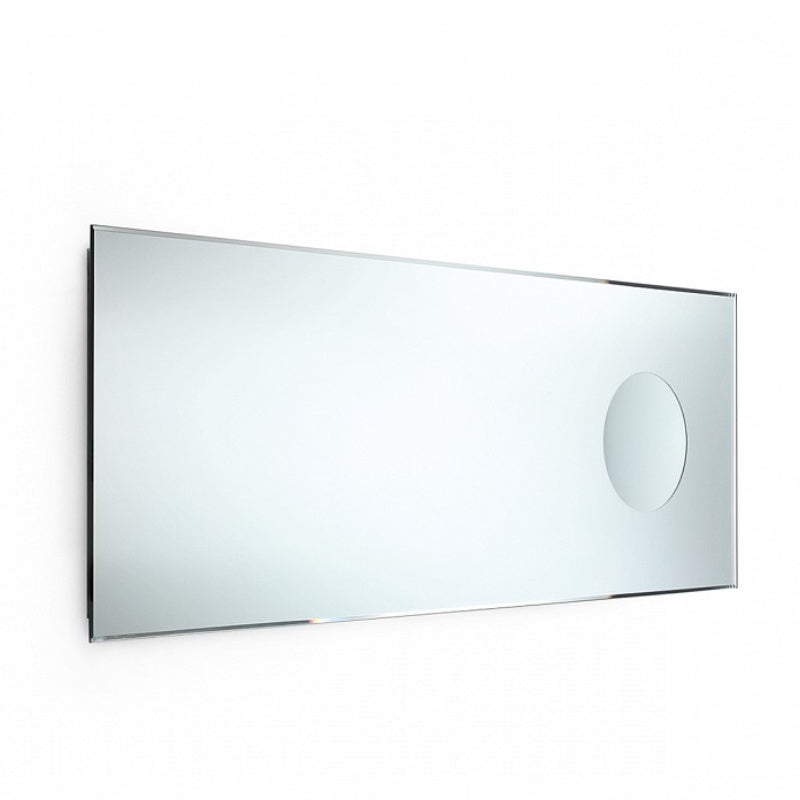 SPECI Italian Mirror with Magnifying Insert, 440x1100mm