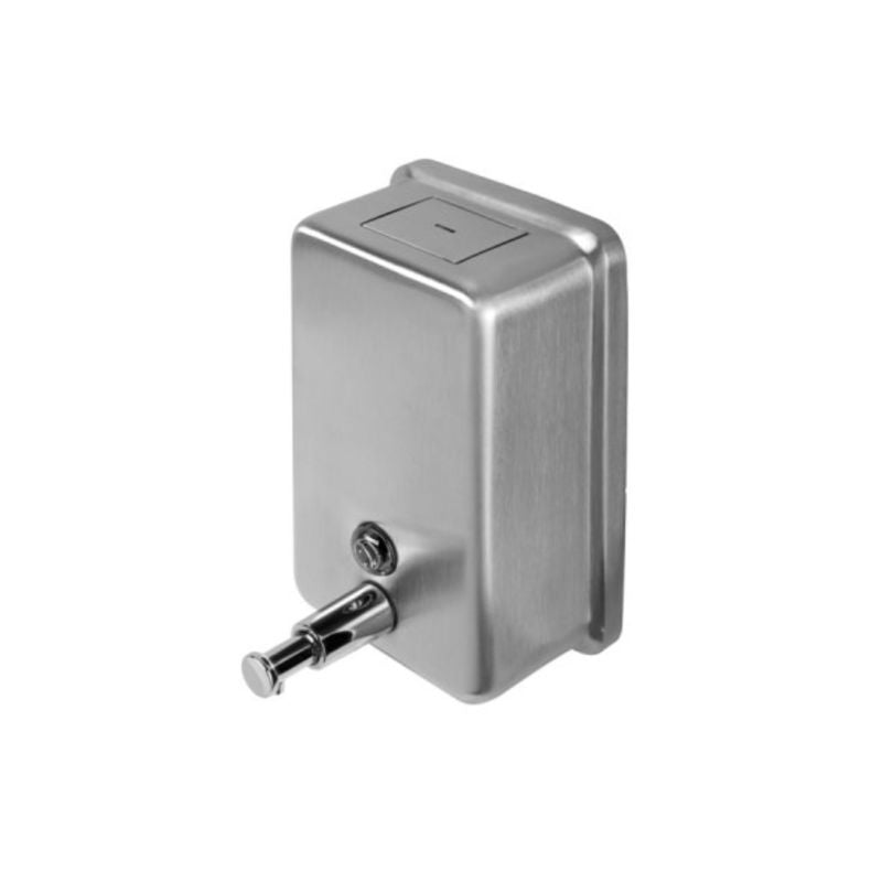 Hotel Stainless Steel Soap Dispenser (Wall)