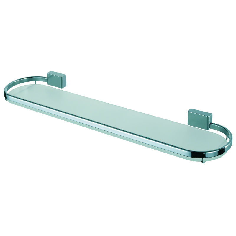 Geesa Bloq Glass Shelf - Interio International