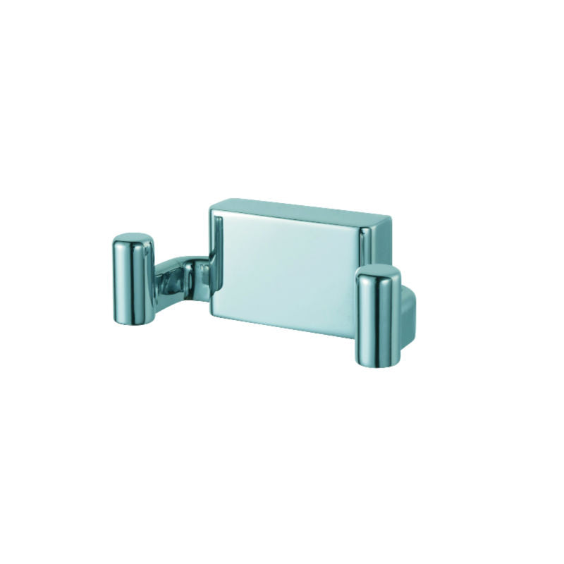 Geesa Bloq Double Towel Hook - Interio International