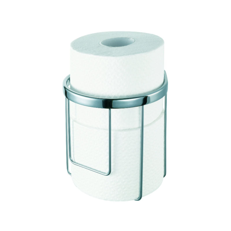 Geesa Bloq Double Spare Toilet Roll holder - Interio International