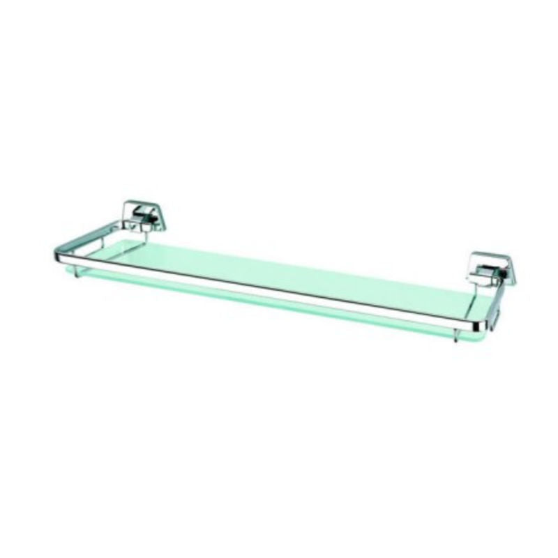 Geesa Hotel Glass Shelf 60cm - Interio International