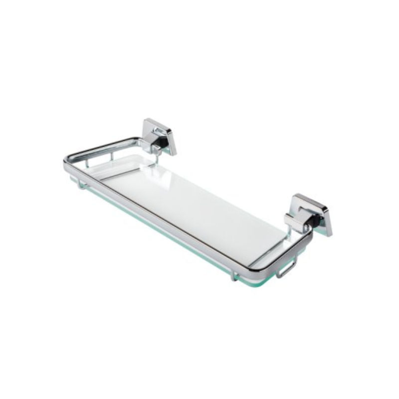Geesa Hotel Glass Shelf 35cm - Interio International
