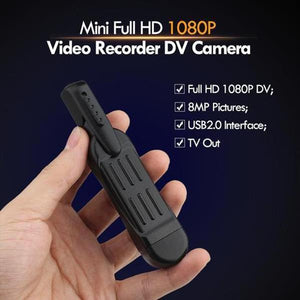Mini HD Camera Pen